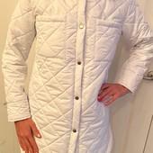 стеганное пальто синтепон размер и цвет на выбор