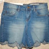 женские летние шорты джинс от Esmara.Нюанс