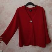 Красивая бордовая блуза ! УП скидка 10%