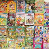 Детские книжки и журналы 5 шт на выбор за 49 грн. Сказки для детей