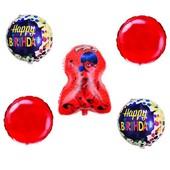 Набор из 5 шаров, одно фото на выбор, подробно в описании.
