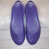 Аналог Crocs 40 и 41р современная модель женских шлепок-балеток! Для дачи, дома, бассейна, моря.