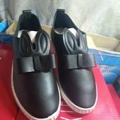 Туфли женские, балетки, розпродаж