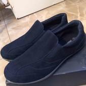 взуття чоловіче замша