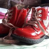 Супер батиночки на малышку!!!