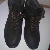 Мужские зимние ботинки р.44 стелька 28см
