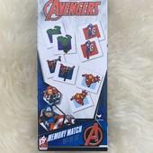 Игра для развития памяти и внимания Marvel memory match !!! Оригинал!!!