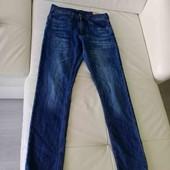 нові джинси Завужена класика slim fit 40/170