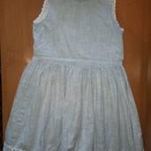 Next платье на подкладке на 10 лет ,на рост 140