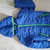 Куртка на флисе для мальчика на рост 116-122-128! Деми