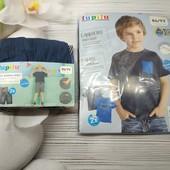 Набор яркой летней одежды для мальчика от Lupilu, р 86-92