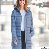 ❤️Стильное стеганое легкое пальто Blue Motion Германия евро 36\38