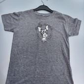 Стоп! Фирменная удобная яркая натуральная футболка