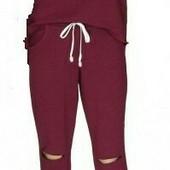 Модный Костюм Moschino штаны+кофта