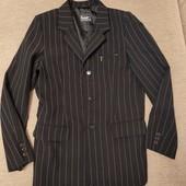 Пиджак в полоску хс или подростку