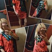 Яркие красивые платья, 2 расцветки на выбор, р.42