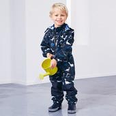 Демисезонный комбинезон Happy Kids (Германия) + шапочка