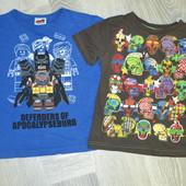 Дві футболки на 3-4 роки