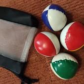 Тактильные мячики с песком, антистресс