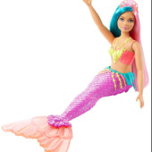 Барбі русалка Barbie dreamtopia mermaid doll. Оригінал від Маттел