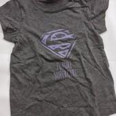 Хлопковая футболочка Superman ( Германия) Размер 86/92