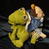 Лягушка (принц-жабка)