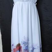 Лёгкое платье на стрейчевой подкладке,s/m/L