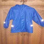 Не пропустіть! Куртка грязепруф на флісовій підкладці без нюансів!