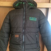 Kуртка, холодная весна, р. 12 лет 152 см, One by One. состояние отличное