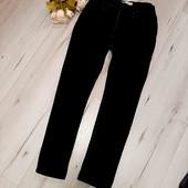 L Крутые джинсы черный граффит