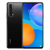 Новий! Мобільний телефон Huawei P Smart 2021 чорний, 4/128Gb, екран 6,67