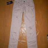 XS-S, поб 44-46 джинсы рванки FQ Free