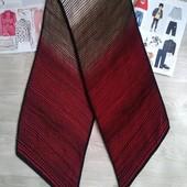 Тонкий красивый шарф