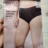 Германия!!! Высокие женские трусы с утяжкой живота, батальный размер! 52/54 евро!