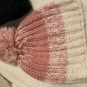 Две тёплые шапки