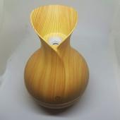 Увлажнитель воздуха Humidifier Ultrasonic Aroma c аромадиффузором и подсветкой орех