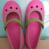 Crocs кроксы для девочки c 12.оригинал.