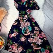 ❤️By Swan французский бренд❤️чудесное платье/миди в новом состоянии