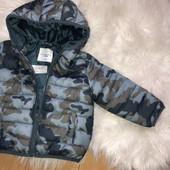 Курточка для хлопчика 74р!!!