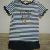 Комплект футболка+шорты 86р.In Extenso(собирайте мои лоты)