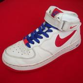 Кроссовки Nike Air Force 1 оригинал 37 размер (натур кожа)