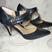 26.5 с носиком. стильные нарядные туфли
