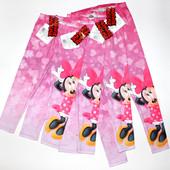 Детские Лосины Disney Minnie Mouse,размер 98(3г)