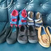 Обувь для мальчика сандали мокасины кеды