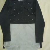 Рубашка+верх для девочки(6-7 лет)