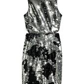 H&M_Платье с пайетками_42р_О(тм-1131-н-01_0,56)