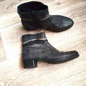 Женские ботинки фирма Rieker