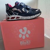 Bi&Ki кроссовки для девочки, светится подошва