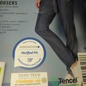 esmara.стильные брюки из лиоцела батал  евро 38+6
