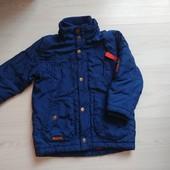 Шикарная курточка еврозима на 3-4 года в очень хорошем состоянии